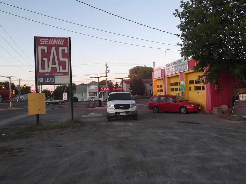 Seaway Auto Repair - 8 juillet 2012.