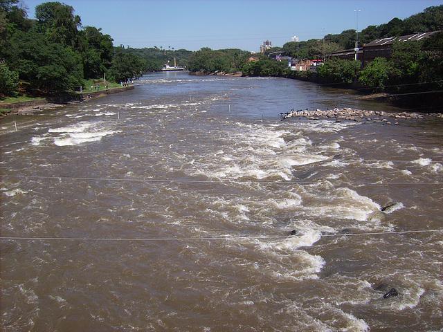 O Rio de Piracicaba