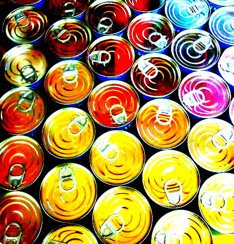 Cans of Fish