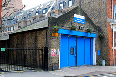 Bloomsbury Ambulance Station, Herbrand St
