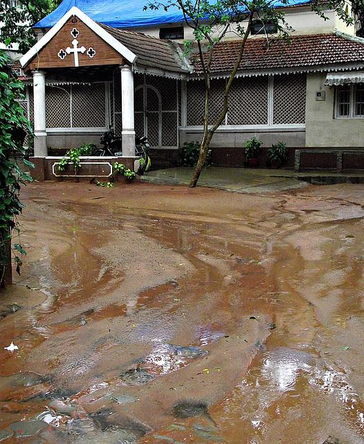 Monsoon mud