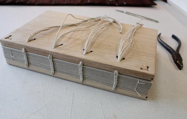 Carolingian binding