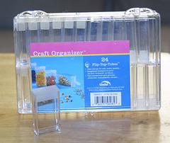 Clear Bead Organizer