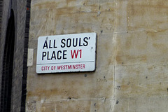 All Souls' Place