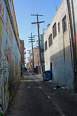 A Los Angeles Alley (6894)