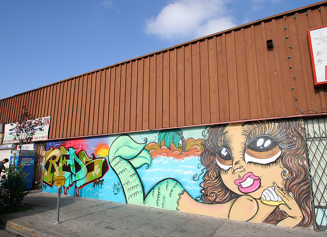 Near 7th Street in L.A. (6895)