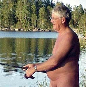 NUDE Fishin
