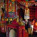 Monastère autour des Annapurnas