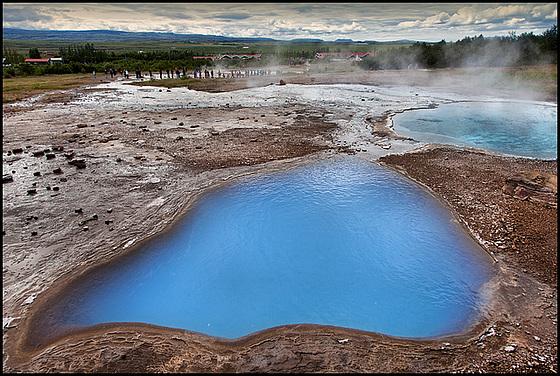 little blue lagoon