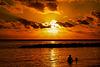 Lapita sunset
