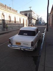 Vauxhall Victor à la cubana - 19 février 2012.