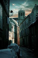 Poitiers pendant le mois de Juillet
