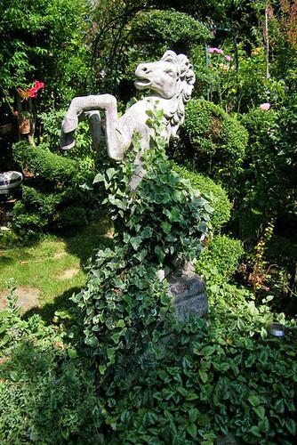 Au Jardin Le Clos fleuri à Chabeuil 26
