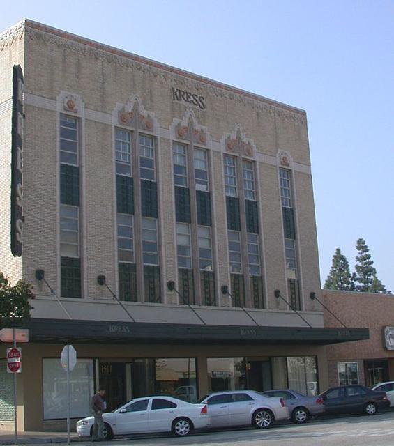 Bakersfield CA 2583a