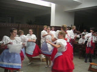 Infana folklorensemblo Břeclavánek