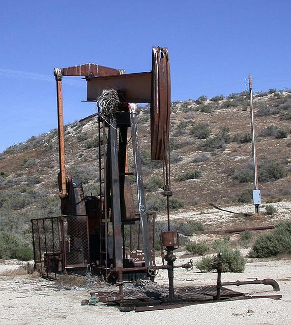 Kern Westside oil (1114)