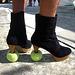 Sensible Playa Boots (3144)