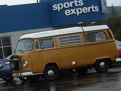 VW van & sports experts / Camionnette VW sportive April 28th 2008.