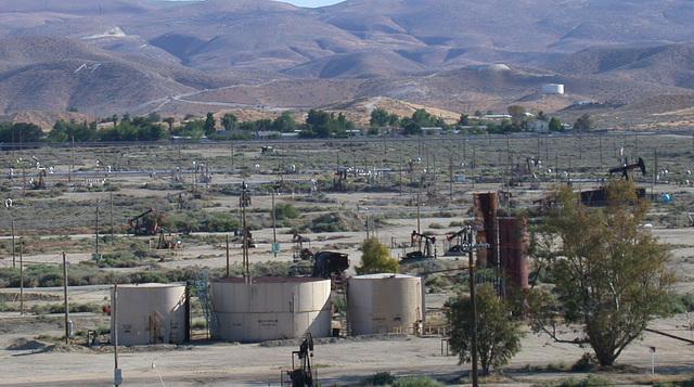 Kern Westside oil fields (1123)