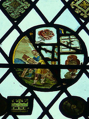 bardwell C17th glass