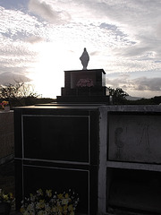 Cimetière Panaméen /  Panamanian cemetery - 3 février 2013.