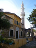 Mosquée près de l'église de l'Evagelismos.