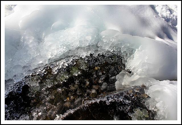 Billes de glace