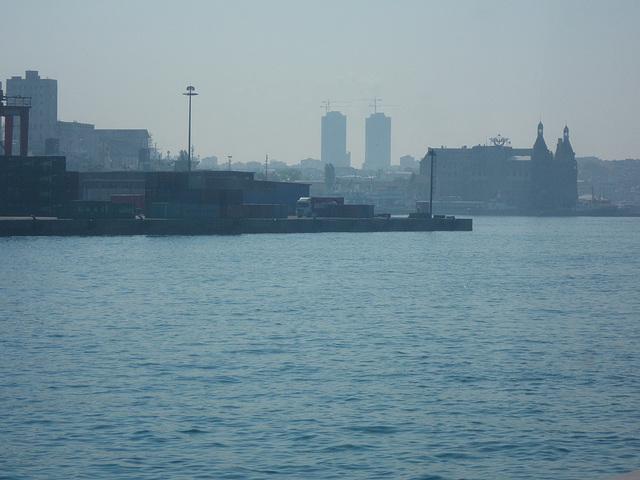 Arrivée à Kadiköy