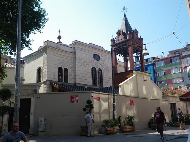 Eglise arménienne de Chalcédoine