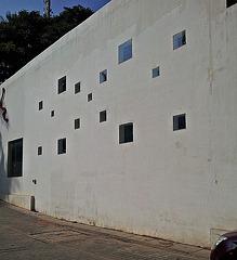 Theatre wall