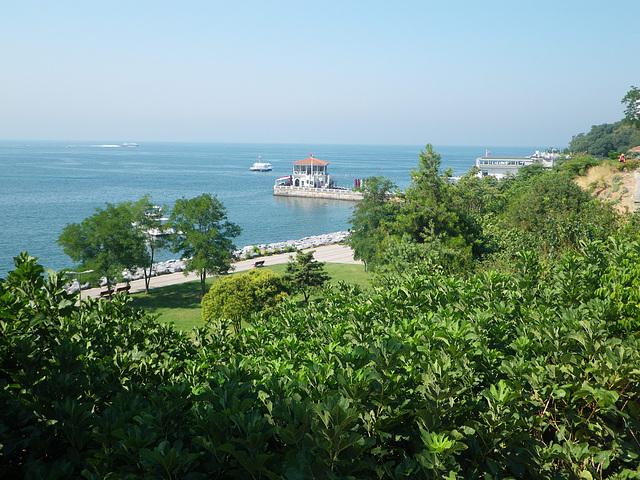 Kadiköy : front de mer.