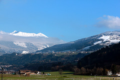 Berge bei Wattens/Tirol