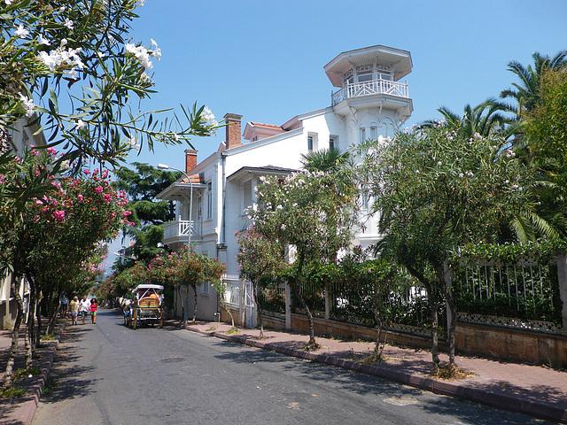 Les rues de Büyük Ada