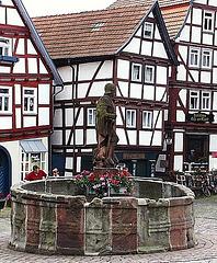 St.-Georg-Brunnen