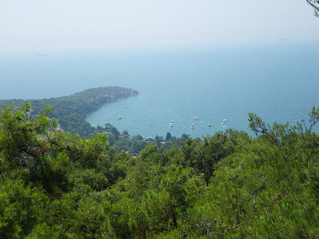 Cap de Büyük Ada.