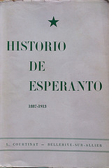 L. Courtinat: Historio de Esperanto, vol 1