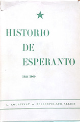 L. Courtinat: Historio de Esperanto, vol 3