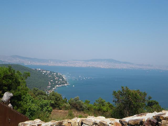 Vue sur la côte turque 2