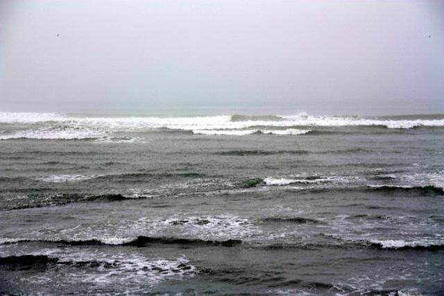 oleron mer agitee