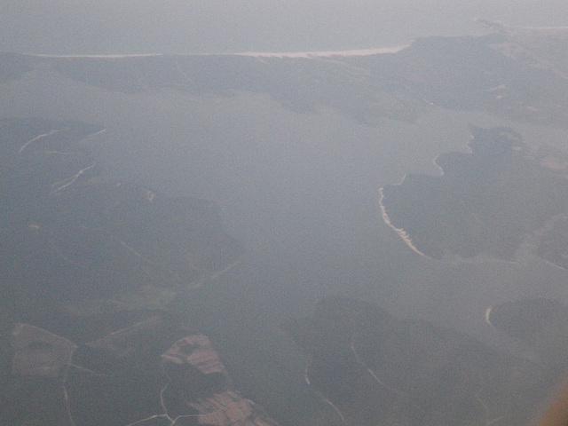 Côte sur de la mer Noire.