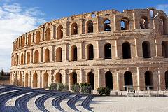 Amphitheatre El Djem