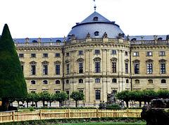 Residenz Würzburg (Teilansicht)