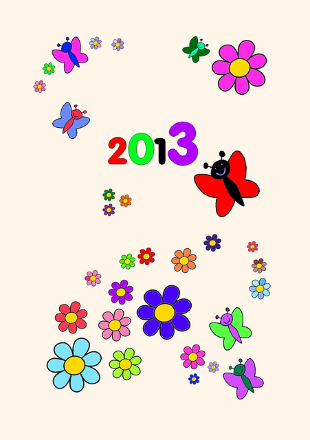 Kalendaro 2013