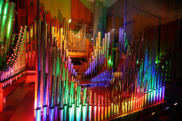 Nethercutt Collection - Wurlitzer Organ (9035)