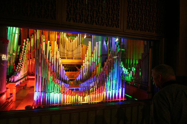 Nethercutt Collection - Wurlitzer Organ (9038)