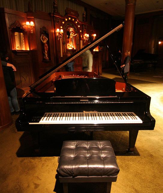 Nethercutt Collection - 96-key Piano (9044)