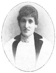 Klara Silbernik- Zamenhof (1863-1924)