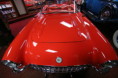 Nethercutt Collection - 1957 Corvette (8921)