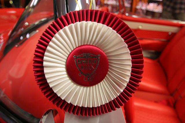 Nethercutt Collection - 1957 Corvette (8925)
