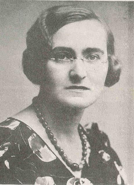 Lidia Zamenhof (1904-1942)